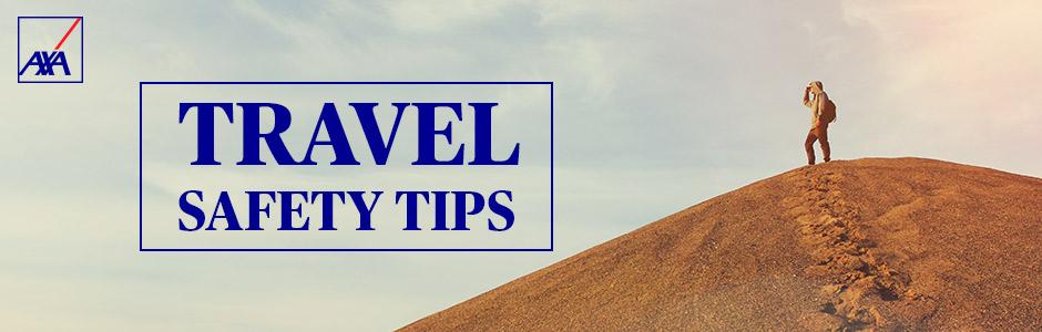 """7 วิธีการที่ช่วยให้คุณ """"เที่ยวเอง"""" ได้อย่างปลอดภัย"""