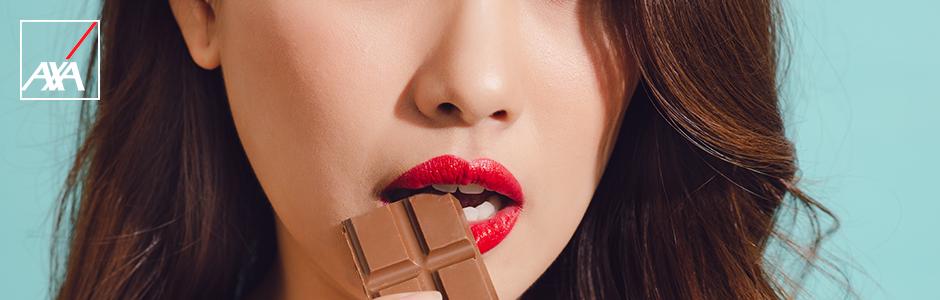 ดาร์ก ช็อกโกแลต ช่วยให้สุขภาพดี จริงหรือ?