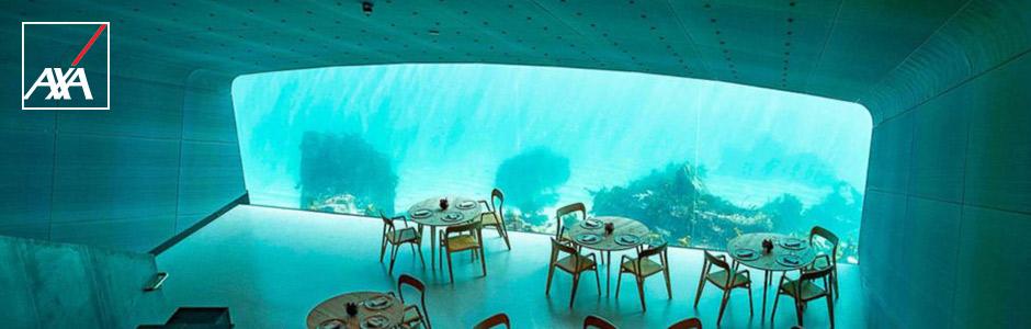 ร้านอาหารใต้น้ำ ครั้งแรกในยุโรป